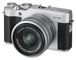 FUJIFILM X-A5 Digital Camera